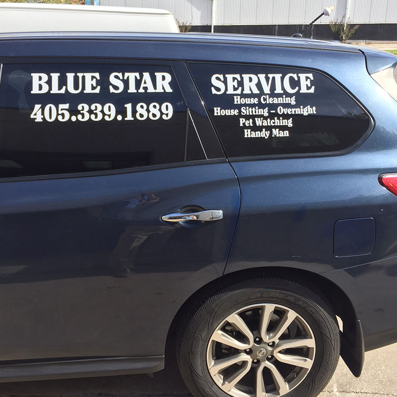 Vehicle - Blue Star 2