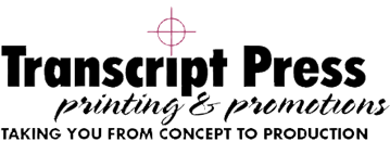 Transcript Press - Printing and Promotions - Taking You From Concept to Production